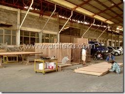 Proses1 produksi partisi VEDC - Arsiteka (Ruang Sidang Paripurna DPRD Kabupaten Malang)