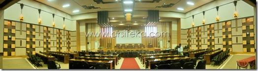 Finish2 - Arsiteka (Ruang Sidang Paripurna DPRD Kabupaten Malang)