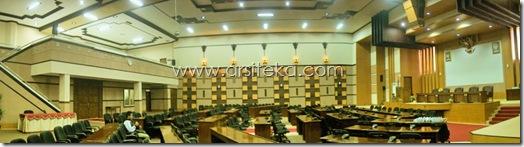 Finish5 - Arsiteka (Ruang Sidang Paripurna DPRD Kabupaten Malang)