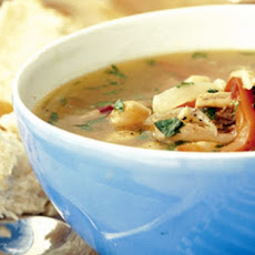Boxing Day Turkey Soup