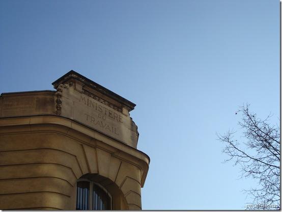 Paris. Ministère du travail