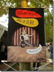 Wayne Beckford, Rock en Seine 2010