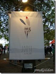 Jonsi, Rock En Seine 2010