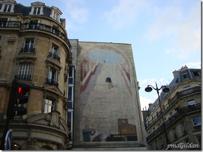 Trompe oeil, Paris