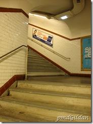 Paris Métro, Septembre 2010