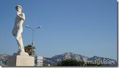 Marseille1, Le David