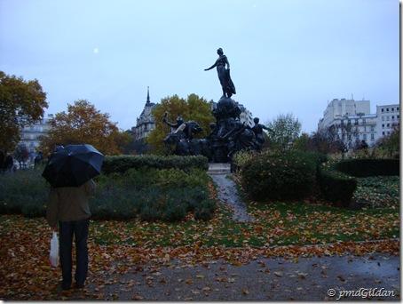Paris le 6 Novembre 10 082