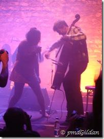 Concert, Melissmell
