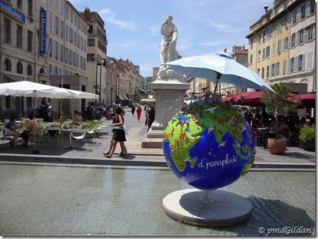 Marseille, Cours Estienne D'Orves