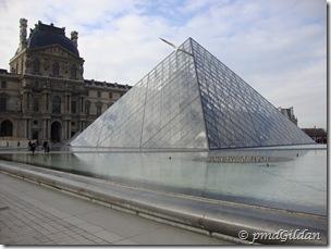 Paris, Louvres