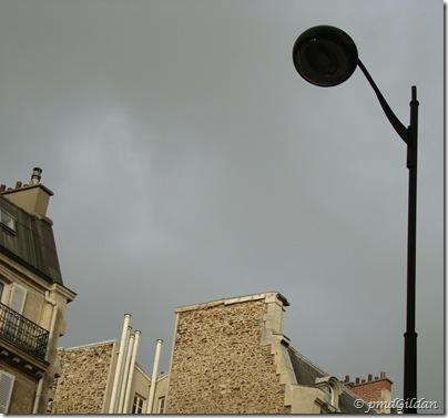 Un ciel à Paris