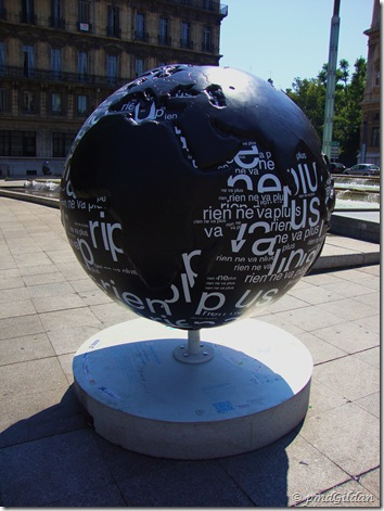 Expo Cool Globe, Marseille 2010
