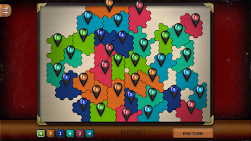 Screenshot of Hex Wars