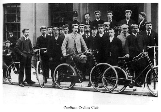 Cardigan Cycling Club Copyright Donald Davies