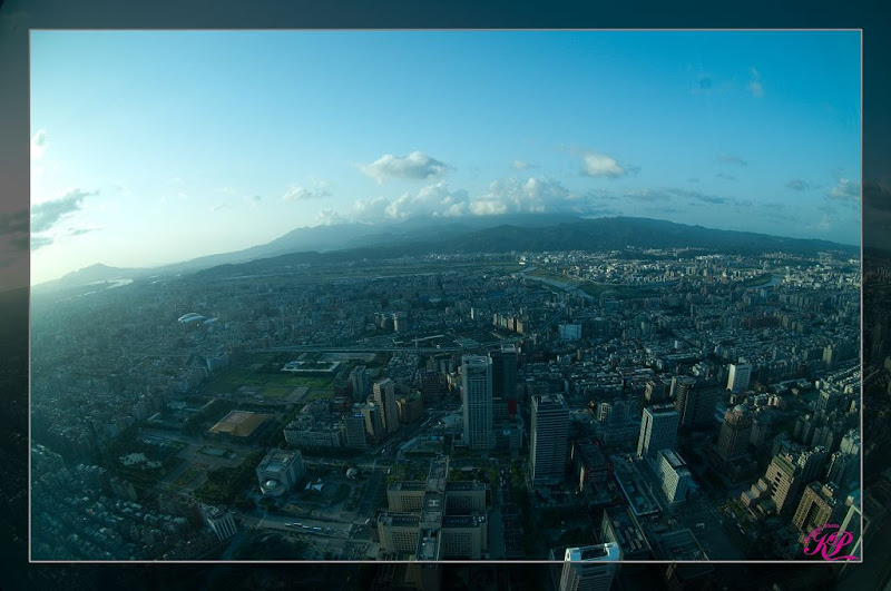 K7初體驗之Taipei 101 Timescapes