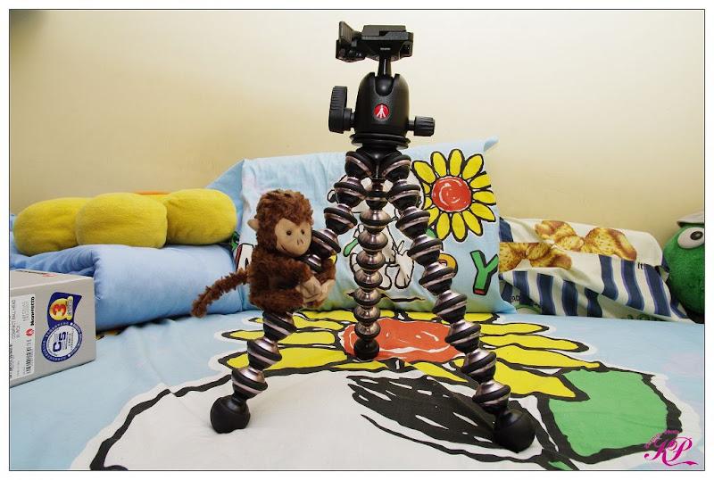 猩猩扛著雲台之輕鬆開箱文