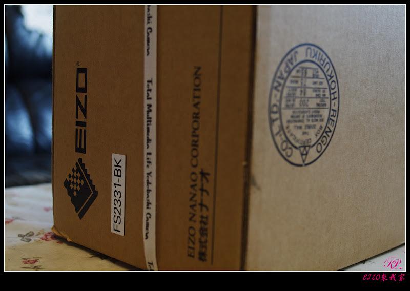 EIZO-FS2331-BK來我家