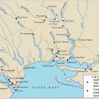 Земли Черноморского казацкого войскаи