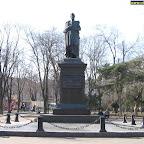 Памятник М.С. Воронцову в Одессе