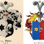 Родовой герб семьи Сиверсов