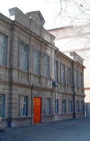 Здание еврейского казенного училища на ул. Адмиральской