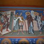 Фрески в монастыре Симона Петра на Афоне