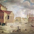 Наводнение в Москве 1 ноября 1824 г.