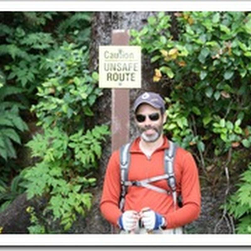 San Josef Bay – Mt Patrick Hike