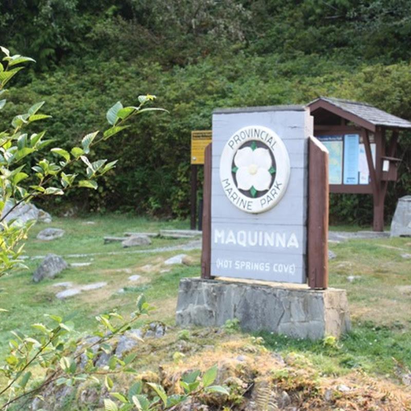 Logbook: Maquinna (Hot Springs Cove)