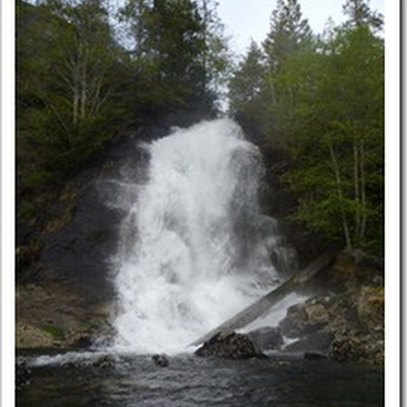 Logbook: Cassel Lake Falls
