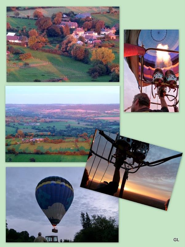 Voyage en ballon m6