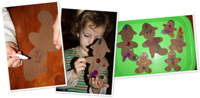 View Gingerbread people