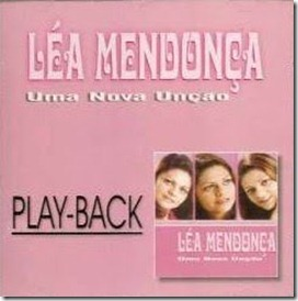 L�a Mendon�a - Uma Nova Un��o - Playback