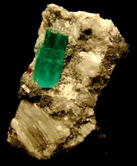 Emerald Crystal Muzo Colombia
