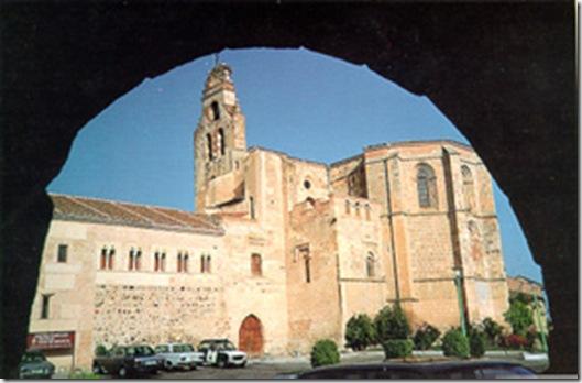 Sabta Mº la Real de NievA, Segovia