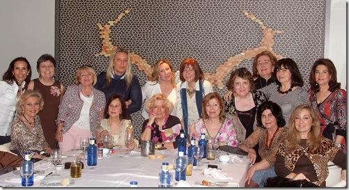 Almuerzo Fórum en el restaurante Vule-Bar de la Moraleja