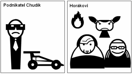 Komiks Vesnička 2
