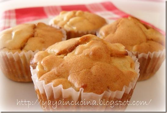 Muffin mele e miele