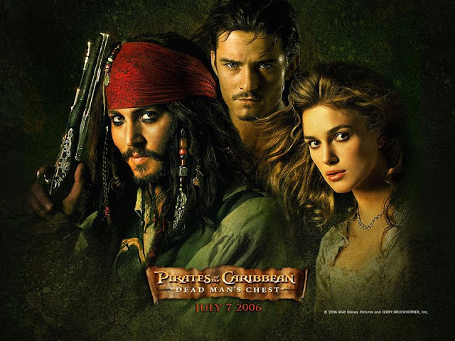 Download film Pirates of the Caribbean Dead Man's Chest gratis