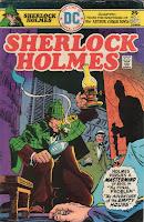 Download komik adaptasi Sherlock Holmes gratis