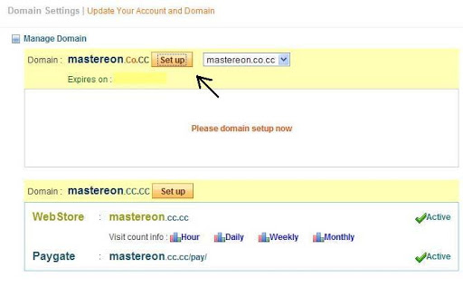 Belajar Web Dengan Domain dan Hosting Gratis