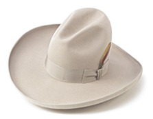 10 gallon hat