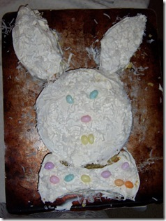easter cake and bagels 003