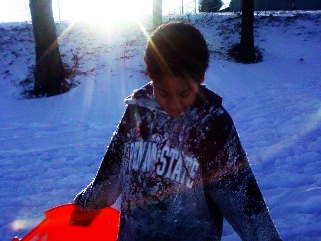 sledding 3