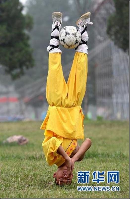 Futebol arte marcial (8)