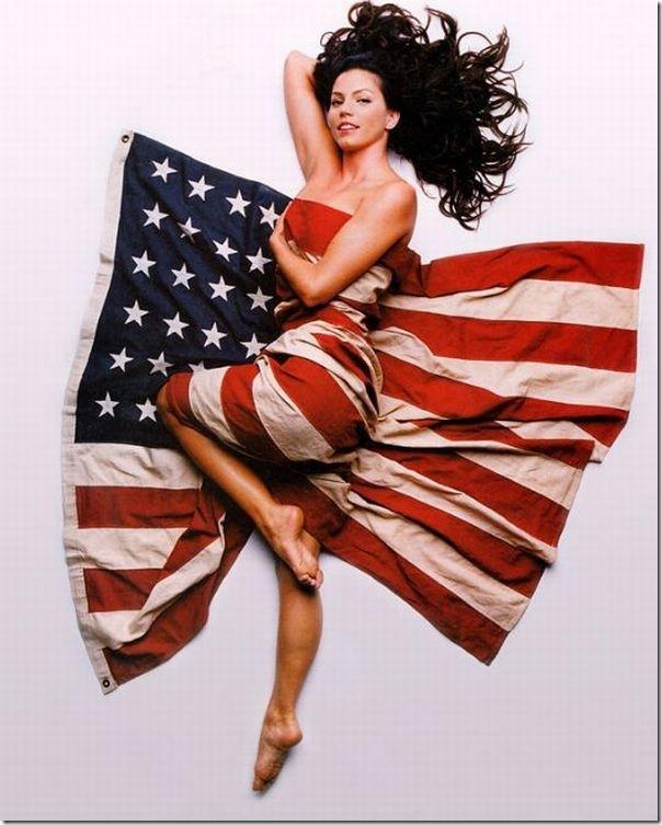 Fotos sexy de garotas patriotas americanas (11)