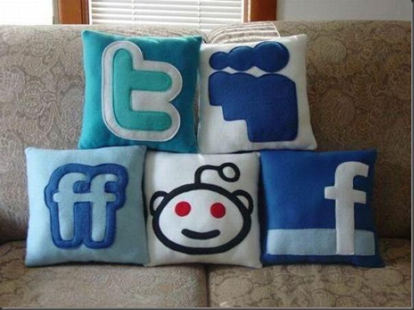 almofadas para nerds