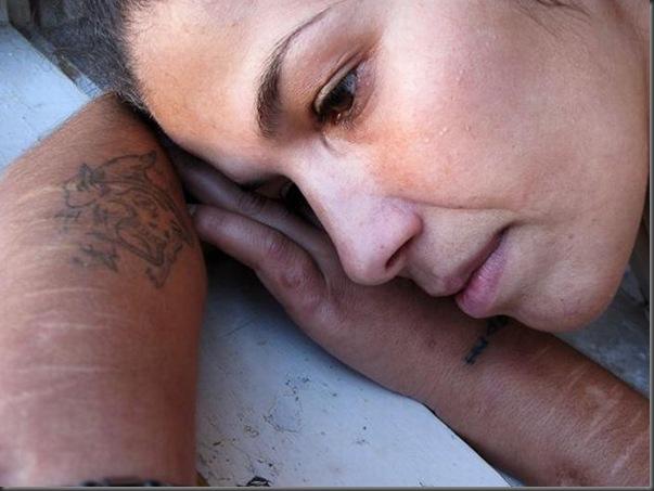 Vida das mulheres em uma prisão na Romênia (38)