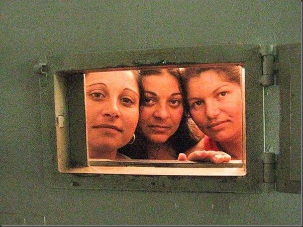 Vida das mulheres em uma prisão na Romênia (23)