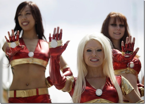 Comic-Con festival 2010 (2)